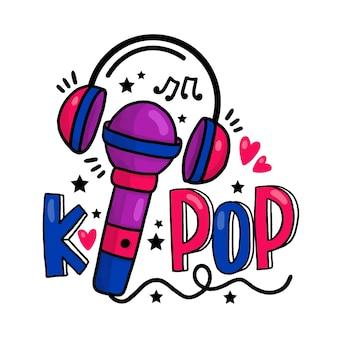 Concepto de música k-pop