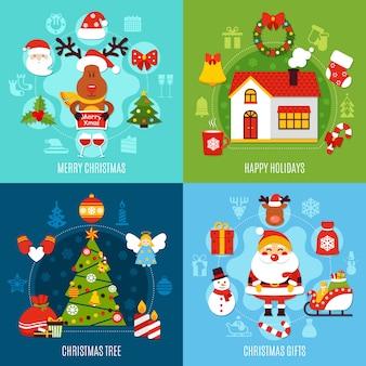 Concepto de navidad