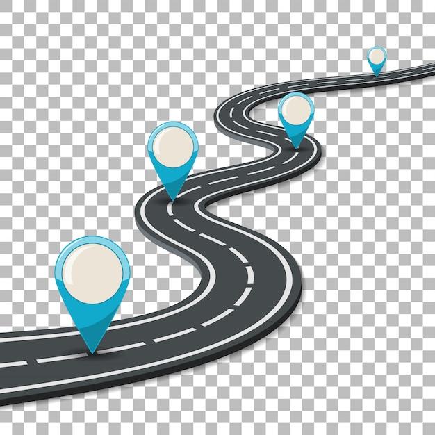 Concepto de negocio y progreso