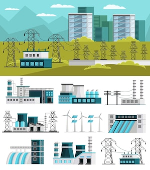 Concepto ortogonal de generación de energía