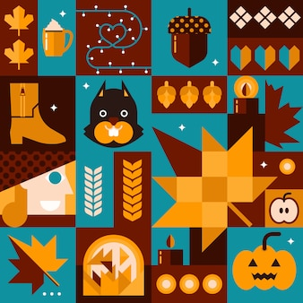 Concepto de otoño