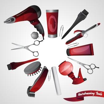 Concepto de peluqueria
