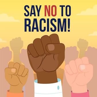 Concepto de racismo