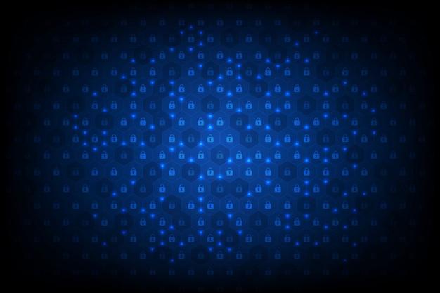 Concepto de redes de circuitos blockchain