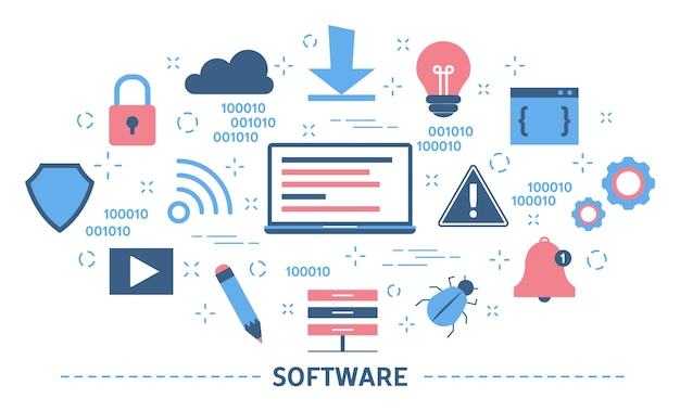 Concepto de software. idea de programación y codificación