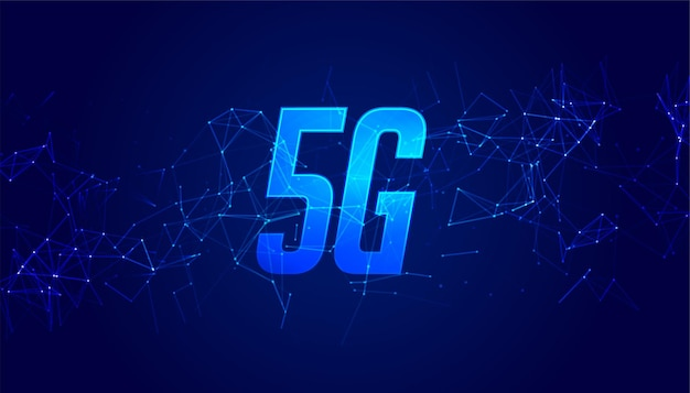 Concepto de tecnología para internet de alta velocidad