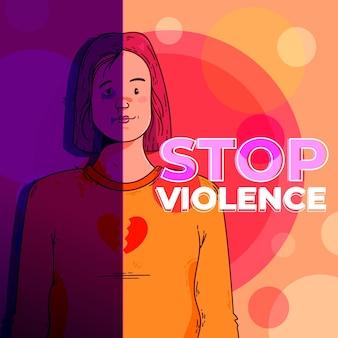 Concepto de violencia de género