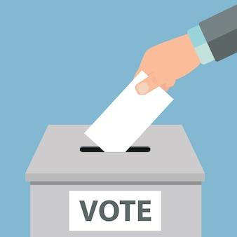 Concepto de votacion