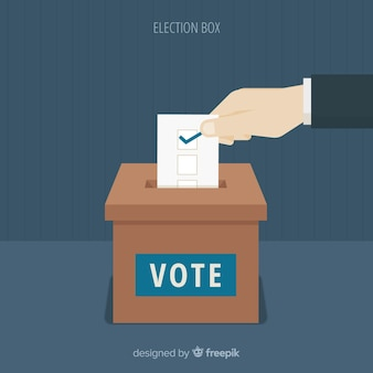 Concepto de votar