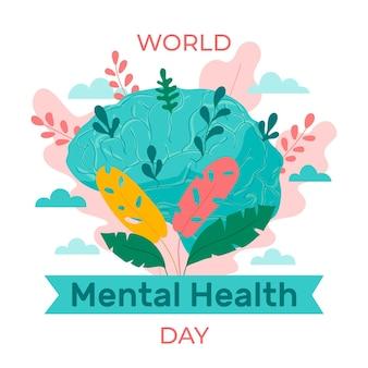 Concienciación sobre el día mundial de la salud mental