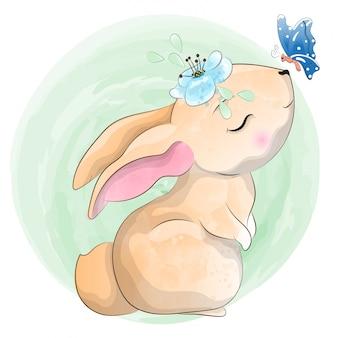 Conejito bebé