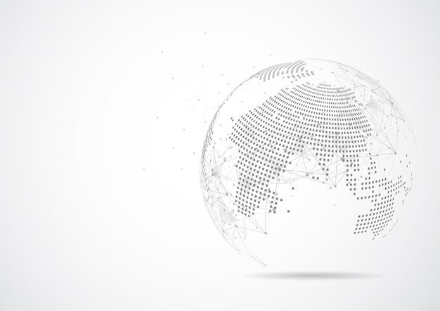 Conexión de red global
