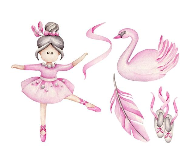 Conjunto de ballet.