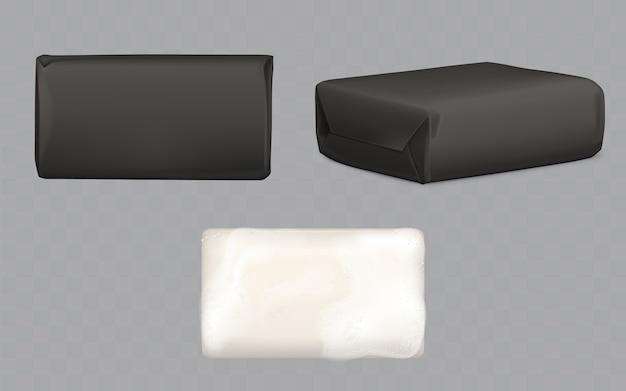 Conjunto de barras de jabón
