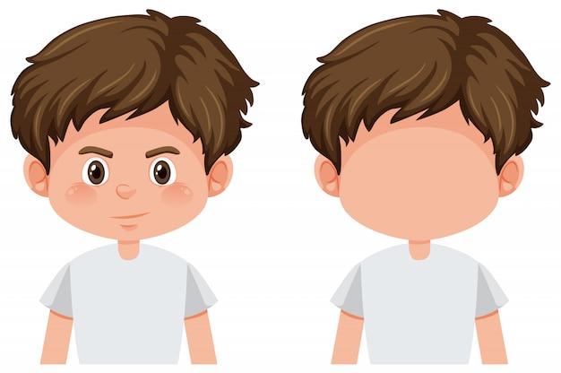 Conjunto de caracteres chico