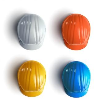 Conjunto de casco