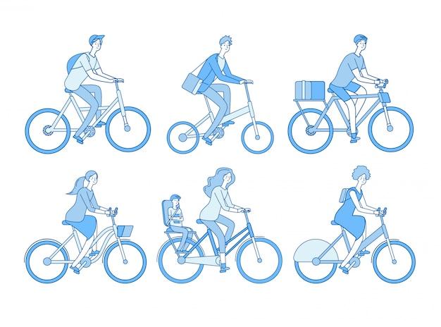 Conjunto ciclista