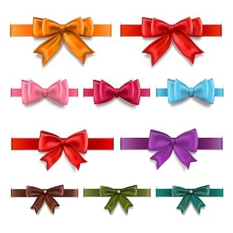 Conjunto de cintas de regalo