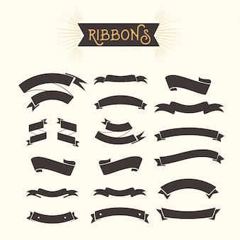 ribbon fotos y vectores gratis