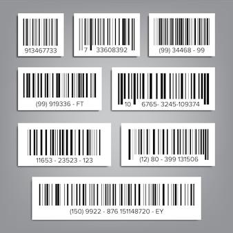 Conjunto de código de producto universal