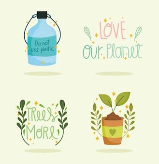 Conjunto ecológico
