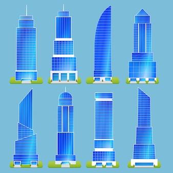 Conjunto de edificios de oficinas