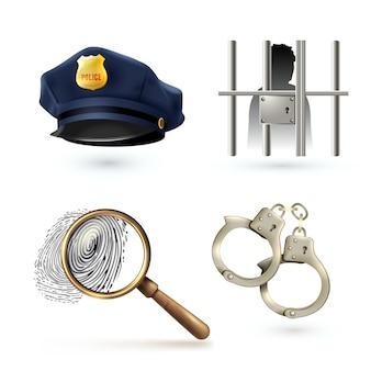 Conjunto de elementos de ley