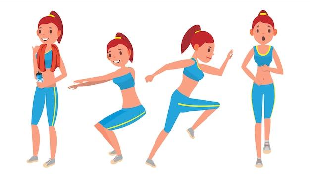 Conjunto fitness girl