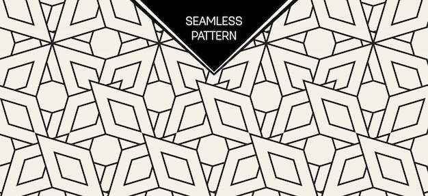 Conjunto de fondo de patrón geométrico monocromo.