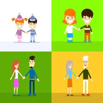 Conjunto de generación familiar