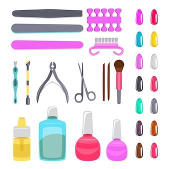 Conjunto de herramientas de manicura