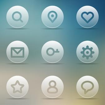 Conjunto de iconos
