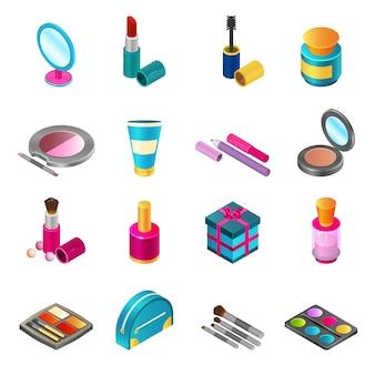 Conjunto isométrico de cosméticos