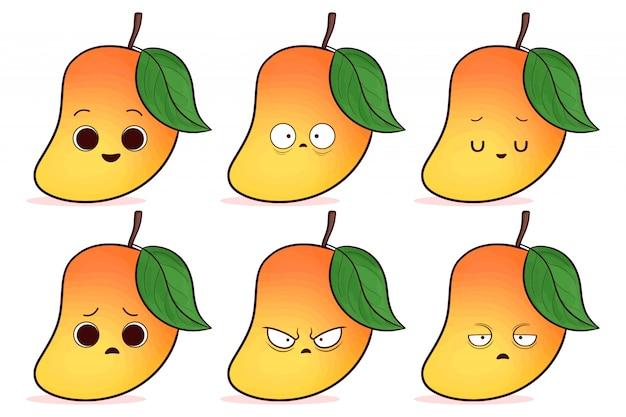 Conjunto de lindo mango