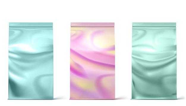 Conjunto de paquete holográfico