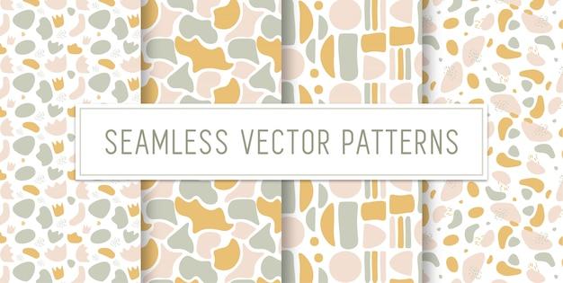 Conjunto de patrones abstractos sin fisuras