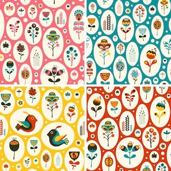 Conjunto de patrones sin fisuras