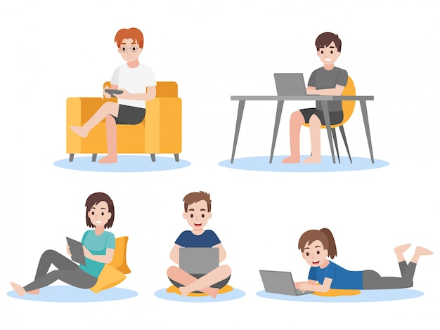 Conjunto de personas que se comunican y aisladas de otras mantienen la distancia social