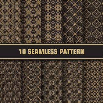 Conjunto premium de patrones sin fisuras