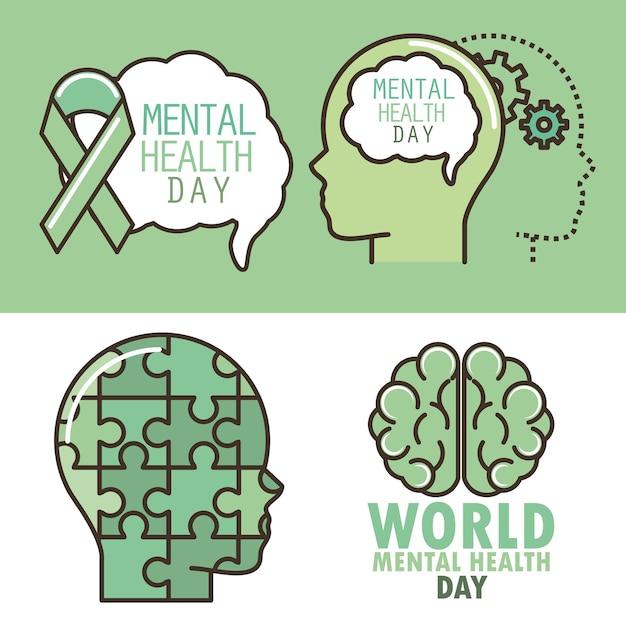 Conjunto de salud mental mundial.