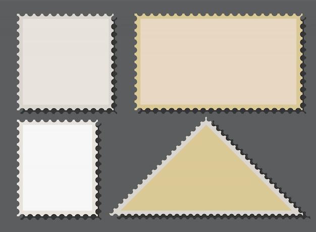 Conjunto de sellos
