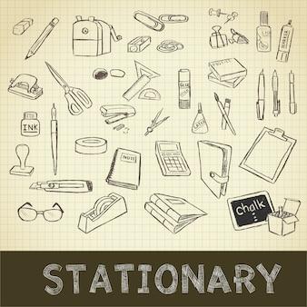 Conjunto de vectores estacionarios