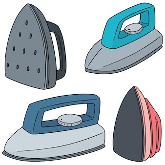 Conjunto de vectores de hierro