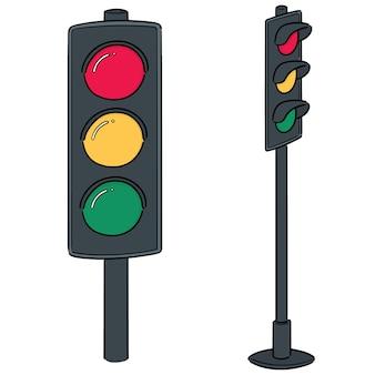 Conjunto de vectores de semáforo