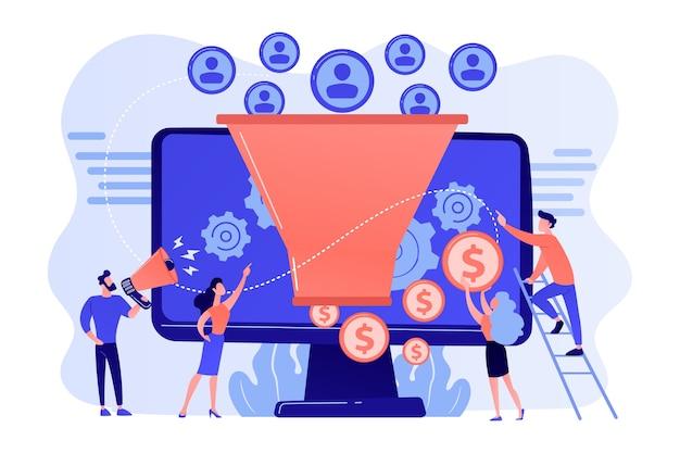 Consejos de monetización. estrategia de aumento de las tasas de conversión. atraer seguidores