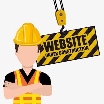 En construcción y herramientas