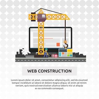 Construcción web
