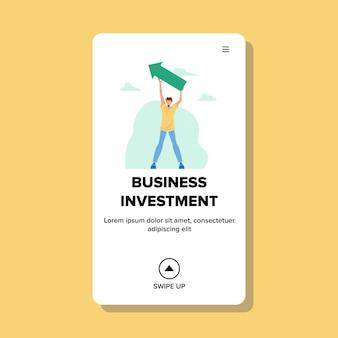 Consultor de finanzas de inversión empresarial