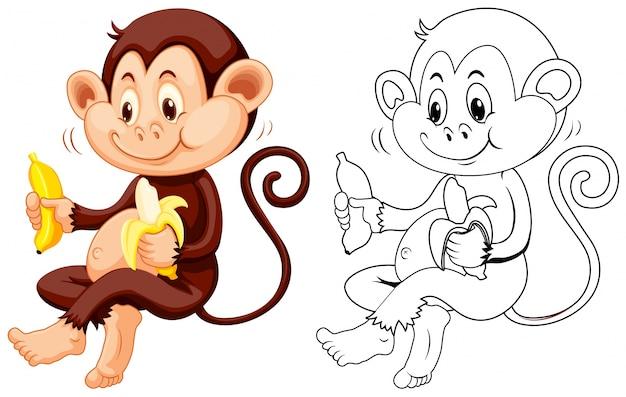 Mono Esquema | Fotos y Vectores gratis
