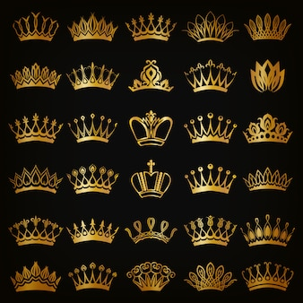 Coronas victorianas